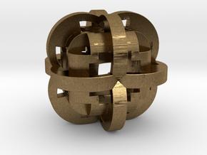 Fractal CR3 in Natural Bronze