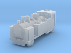 1:105 Scale NZR H Class (Fell) in Smooth Fine Detail Plastic