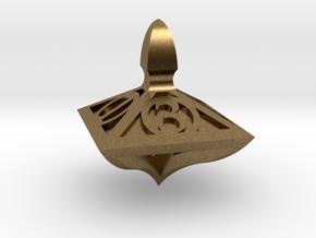 Top Die4 in Natural Bronze