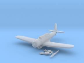 1/144 Vought SB2U Vindicator in Smooth Fine Detail Plastic