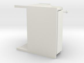 CashRegister 80mm 2 in White Natural Versatile Plastic