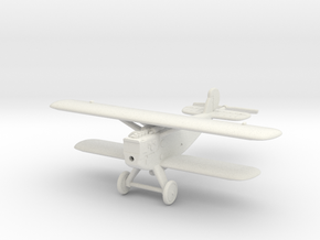 1/144 Dornier D.I in White Natural Versatile Plastic