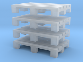 Pallet 1:160 in Smooth Fine Detail Plastic