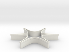 Shapeways Spark Origin Big in White Strong & Flexible