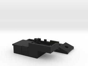 14MZ/12FG TM-MZ Module Case OPLINK in Black Natural Versatile Plastic