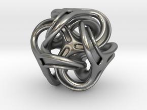Trilio - Bodi - 20mm in Natural Silver