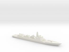 Type 052C 1/2400 in White Natural Versatile Plastic