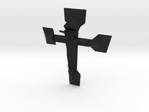 Cross Julior in Black Strong & Flexible