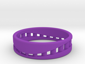 Wave in Purple Strong & Flexible Polished