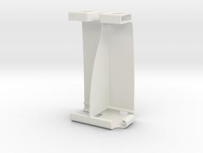 LG Optimus 920 3D Attachment in White Natural Versatile Plastic