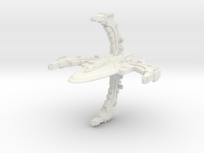 RomTross Class LtCruiser in White Natural Versatile Plastic
