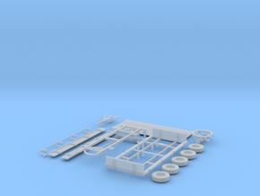 Bruns 2-Seitenkipper 5.7t 1:45 in Smooth Fine Detail Plastic