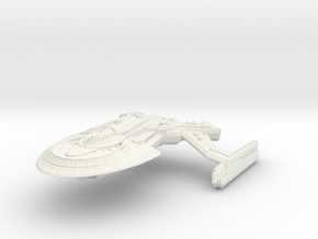 Corbin Class AttackCruiser in White Strong & Flexible