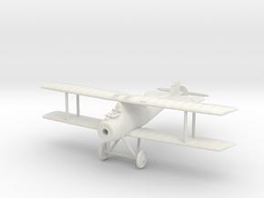 1/144 LFG Roland D II in White Natural Versatile Plastic