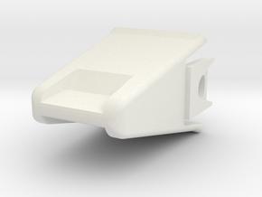 IBM Model M SSK - Leg in White Natural Versatile Plastic