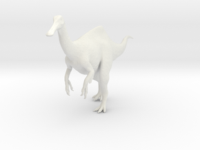 Deinocheirus 15 cm v1 in White Strong & Flexible