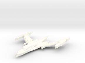 Corbin Class Cruiser in White Processed Versatile Plastic