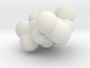 HHTDD in White Natural Versatile Plastic