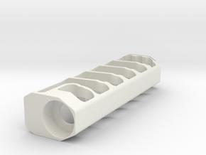 MC-OS45-0-50 in White Natural Versatile Plastic