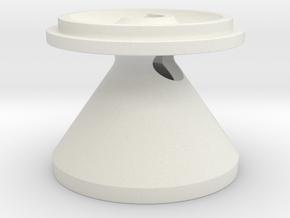 K223-0-50 in White Natural Versatile Plastic