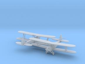 1/144 Polikarpov PO-2 x2 in Smooth Fine Detail Plastic