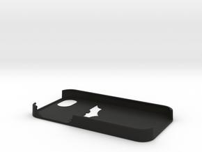 Batman iphone case in Black Natural Versatile Plastic