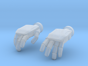 b_hand in Smooth Fine Detail Plastic