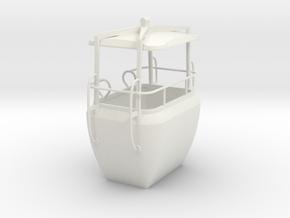 SKYWAY_1 in White Natural Versatile Plastic