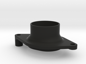 Honda CB550 Cone Filter Adapter in Black Natural Versatile Plastic