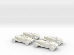 OM 3000 Set in White Natural Versatile Plastic