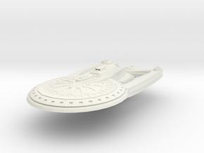 Alaska Class Cruiser Refit in White Natural Versatile Plastic