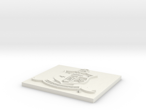 KAPPA Crest in White Natural Versatile Plastic