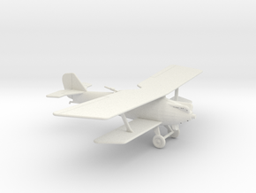 IW08A Breguet 19A2 (1/100) in White Natural Versatile Plastic