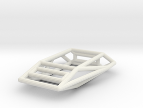 Adder Wireframe 1-300 in White Strong & Flexible