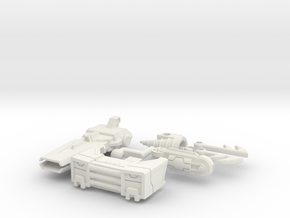Impactor Update Kit Ver 2 in White Natural Versatile Plastic