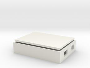 Arduino - Diecimila in White Natural Versatile Plastic