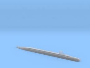 1/700 SSBN-X Class Submarine (Waterline) in Smooth Fine Detail Plastic
