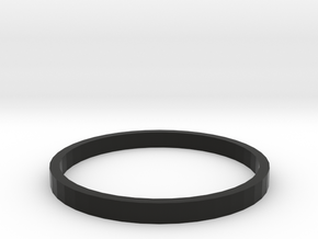 44mm-ocular-lockring in Black Natural Versatile Plastic