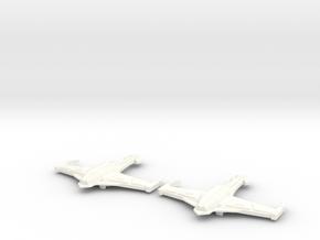 Guved2 in White Processed Versatile Plastic