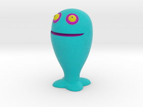 Blue ChuChu in Full Color Sandstone