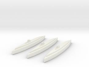 Vetehinen 1/1800 x3 in White Natural Versatile Plastic