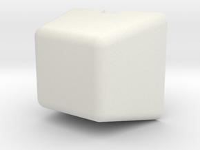 IBM Model M - Stem v2 in White Natural Versatile Plastic