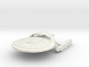 Rellant Class Cruiser in White Natural Versatile Plastic
