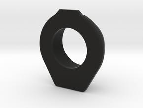 Handstop for Troy TRX/VTAC Handguards in Black Natural Versatile Plastic