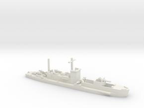 LCI(G) 1/600 scale in White Natural Versatile Plastic
