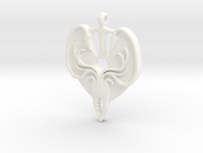 Game of Thrones Greyjoy in White Processed Versatile Plastic