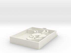 Guristas in White Natural Versatile Plastic