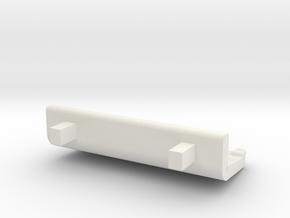 HO M7 Triple Seat in White Strong & Flexible