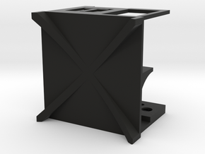 U2CaseT in Black Natural Versatile Plastic