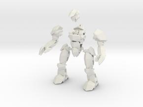 Construct 2 X2 Scale in White Natural Versatile Plastic